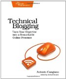 Technical Blogging cover